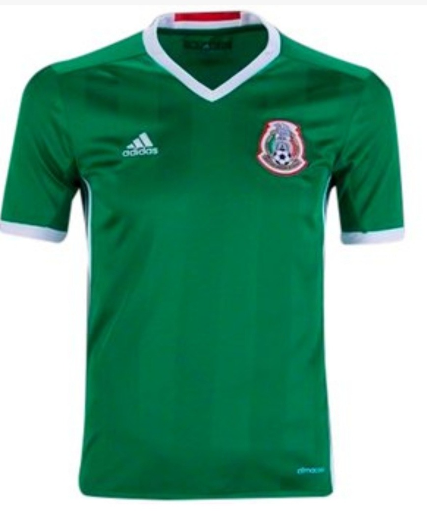 cd1bb6c9bcc02 Jersey De La Selección Mexicana 2016 -   899.00 en Mercado Libre