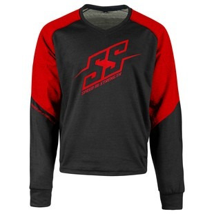 jersey de moto speed & strength critical mass reforzado 2xl