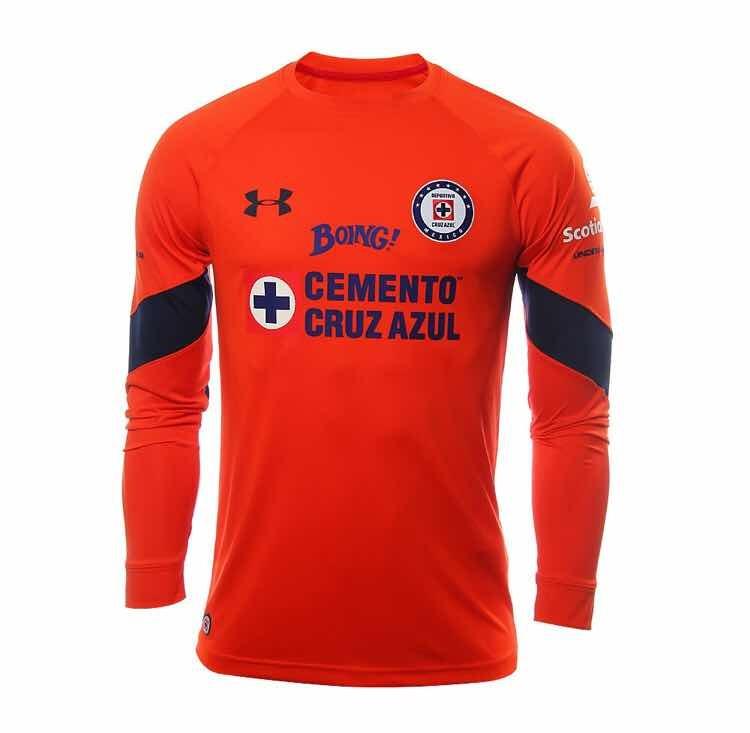 e4af2dc34 Jersey De Portero Cruz Azul Under Armour Chuy Corona 1 -   750.00 en ...