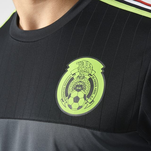 jersey de portero entreno l selección mexicana adizero prof