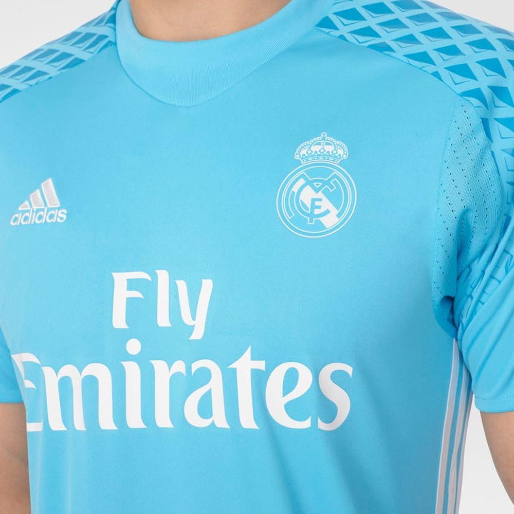 648af92cf81e3 jersey de portero local real madrid 16 hombre adidas ai5175. Cargando zoom.