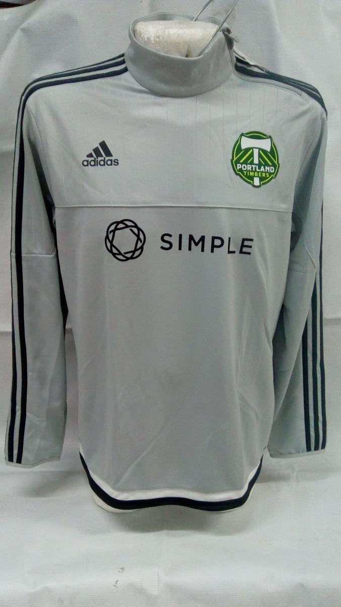 detailed look 7c17c 7c569 Jersey De Soccer adidas Portland Timbers