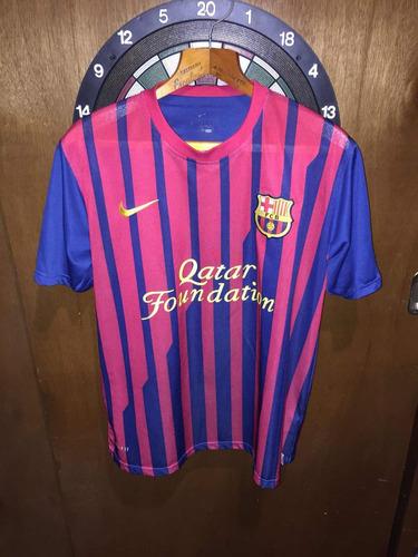 jersey del barcelona 2011