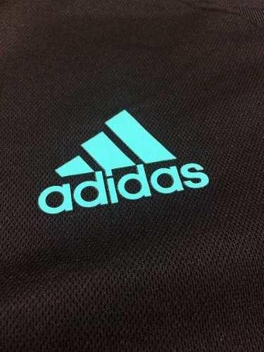 jersey del real madrid 2018 negro, versión adizero