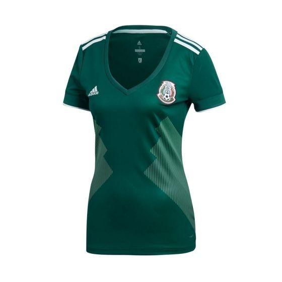 Jersey Deportivo adidas Para Dama Color Verde Zh191 -   1 bec00e5b4d333