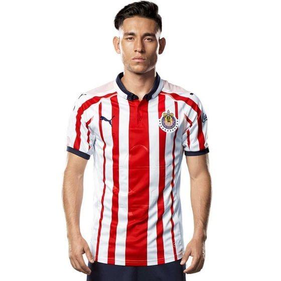 25f01050e40 Jersey Deportivo Puma Chivas Local Replica 18-19 8810 - $ 1,599.00 ...