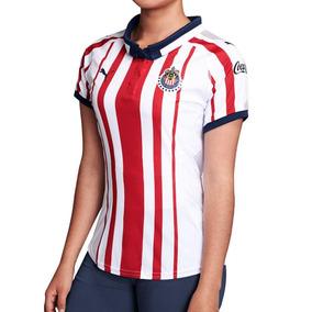 d87194f62 Jersey Deportivo Puma Chivas Womens Home Shirt Replica 18-19