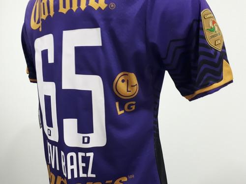 jersey dorados de sinaloa 2016 2017 javi baez #65 lila