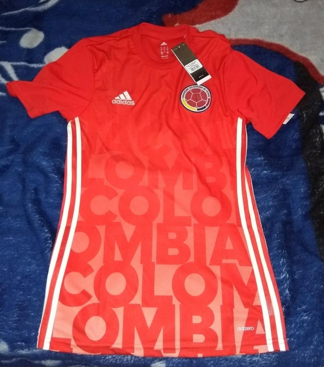 Jersey Entrenamiento Selección De Colombia -   500.00 en Mercado Libre 5e79cf7d68892