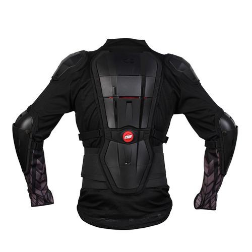 jersey evs g6 ballistic armadura corporal negra md