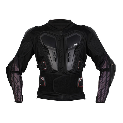 jersey evs g6 ballistic armadura corporal negra xl