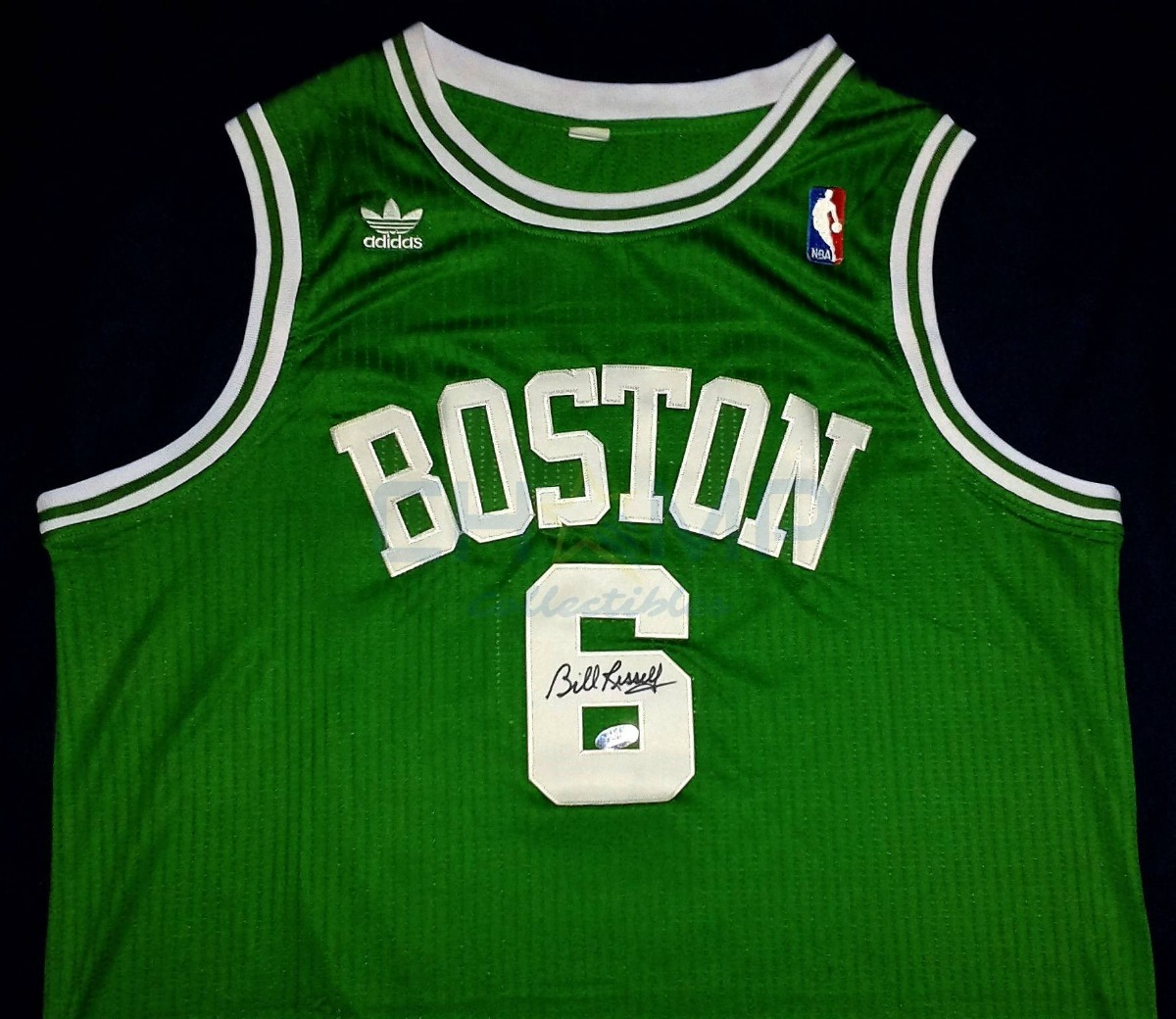 0dd21fbdfbf jersey firmado bill russell boston celtics autografo nba. Cargando zoom.