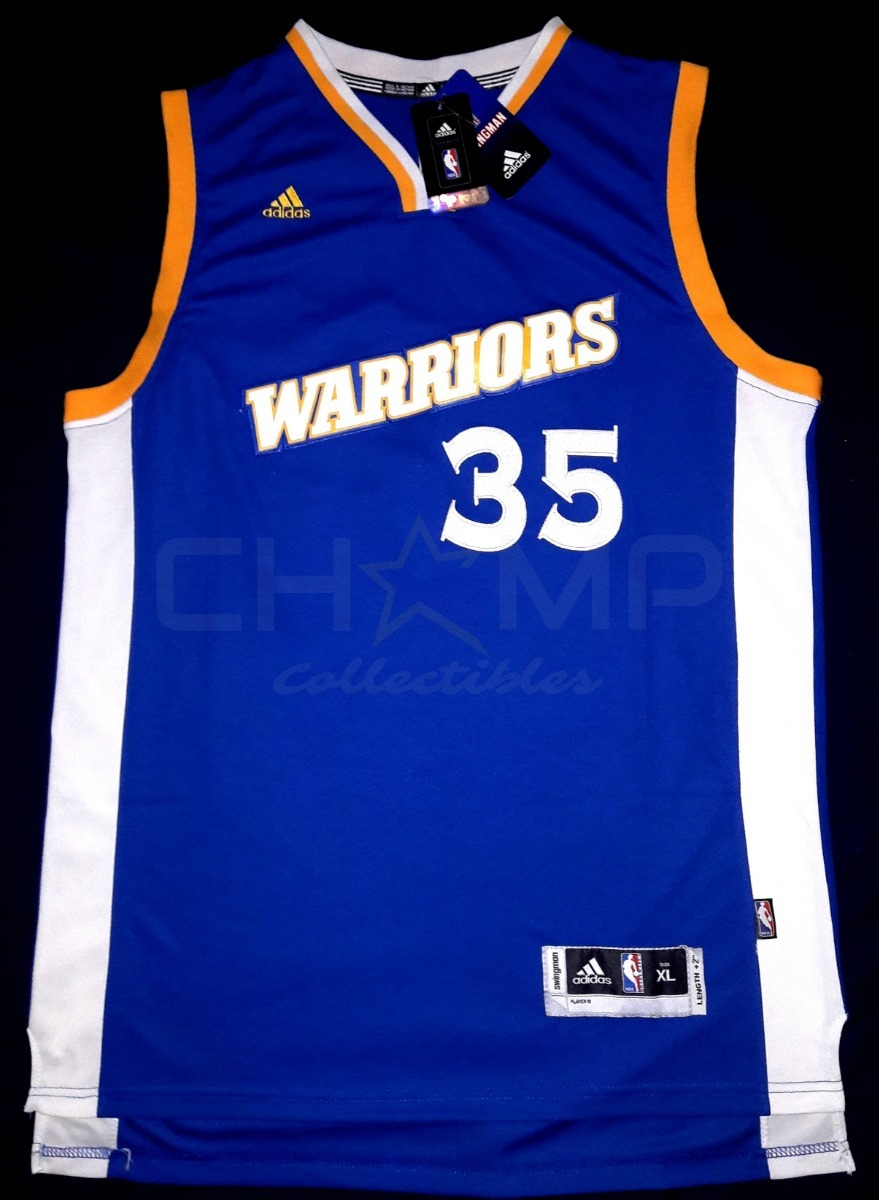 huge discount ec80e 0dd7d Jersey Firmado Kevin Durant Golden State Warriors Crossover