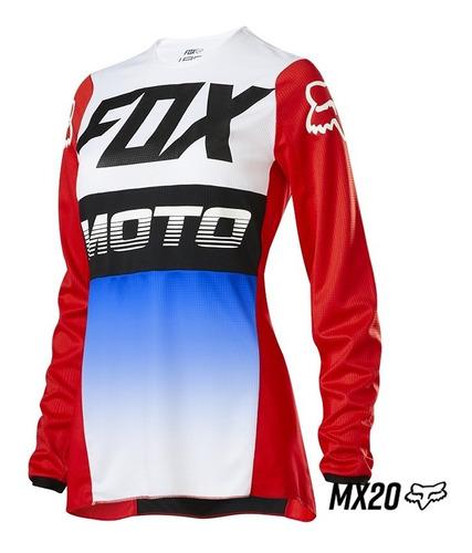 jersey fox 180 fyce para mujer