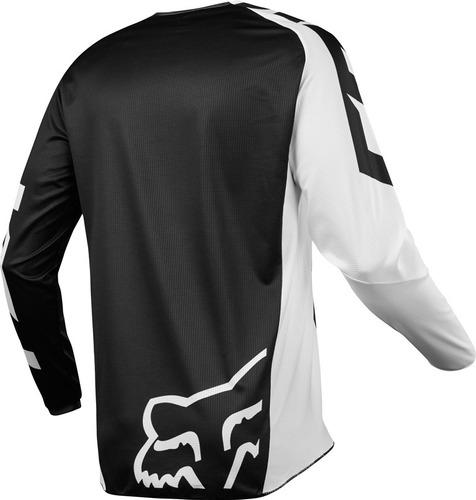 jersey fox 180 race negro talla m motocross mtb downhill
