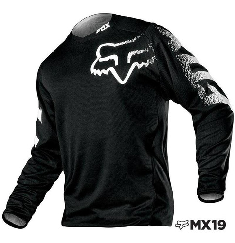 jersey fox blackout  negro