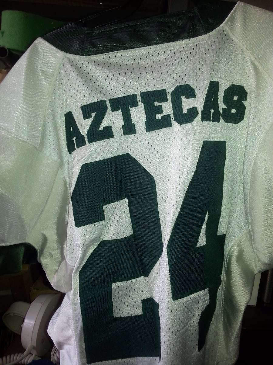 jersey playera aztecas udla futbol americano. Cargando zoom... jersey  futbol americano. Cargando zoom. e69363bfee6