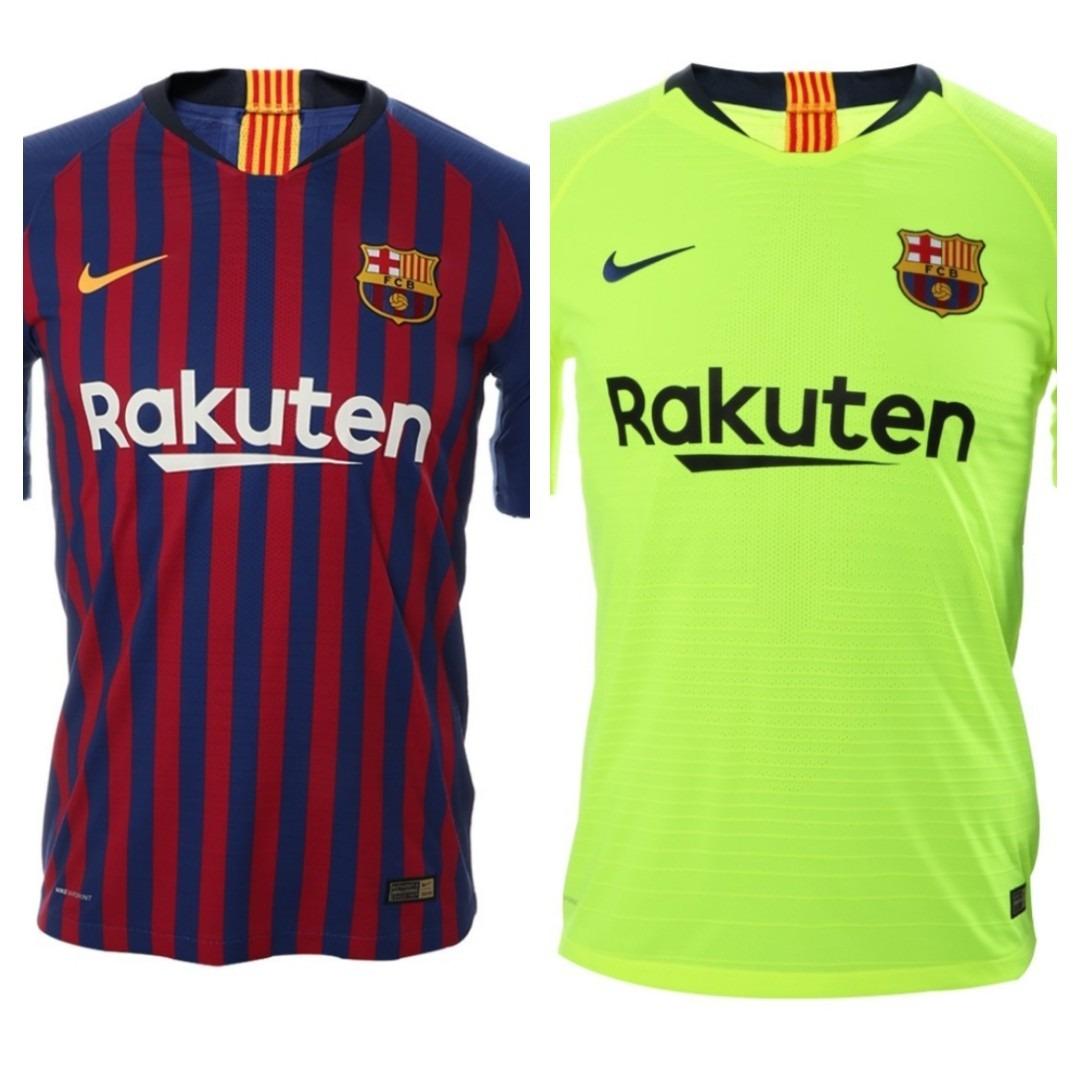 8f33c10139d33 Jersey Playera De Futbol Barcelona 2018 Nike Original -   550.00 en ...