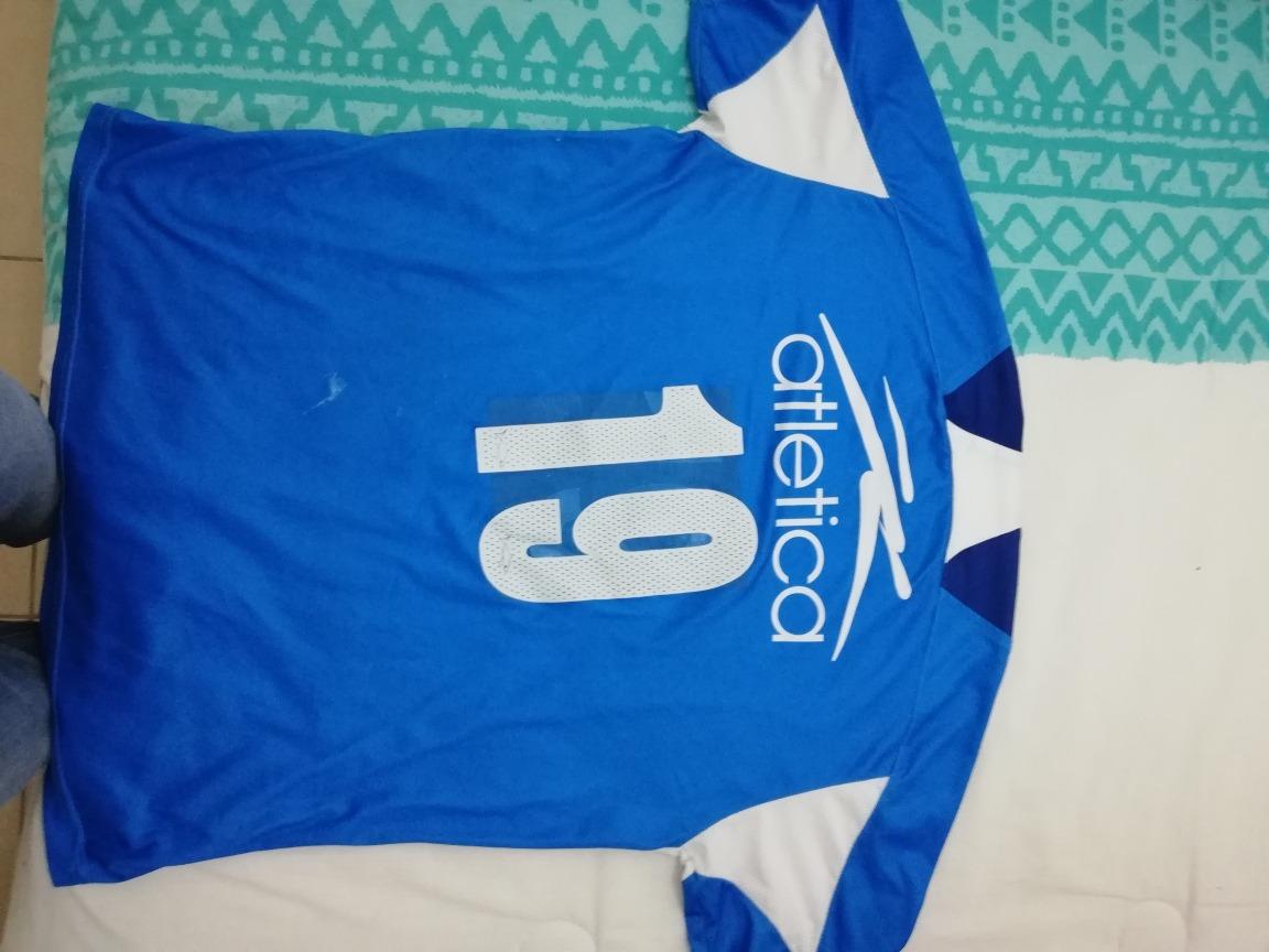 6d785e1d96e61 Jersey Playera De Fútbol De Club Puebla Atletica -   345.00 en ...