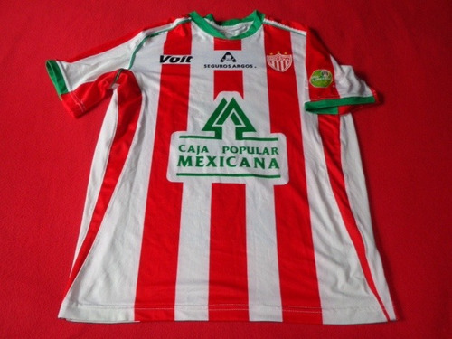 jersey futbol necaxa retro voit caja mexicana local