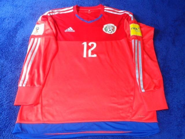 Jersey Futbol Portero Seleccion Mexicana Eliminatorias 2018 ... b245fa1613e4f