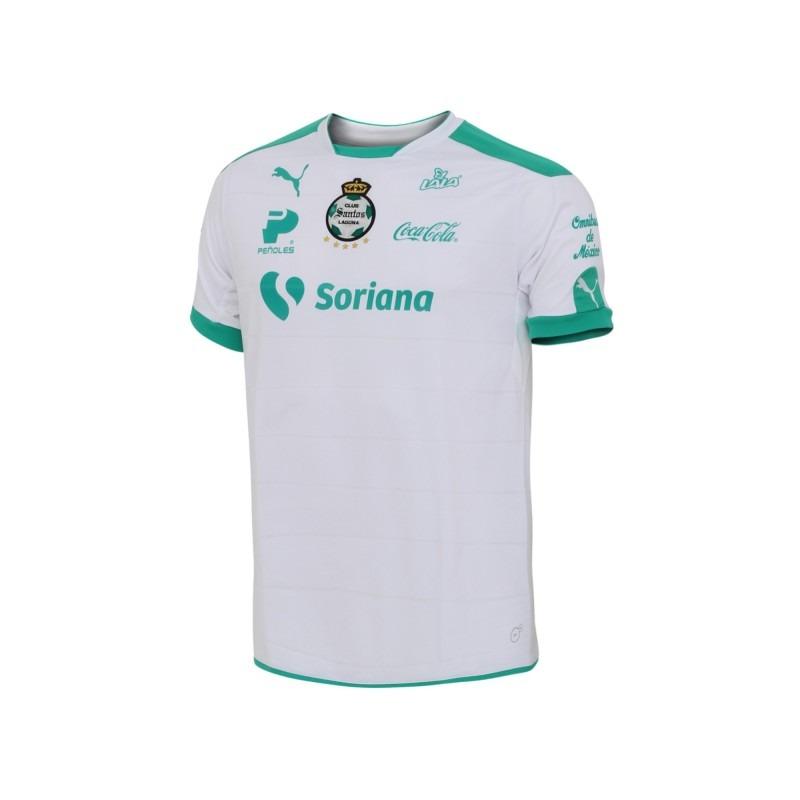 Jersey Puma Futbol Santos Laguna Tercero Fan 15 16 Niño -   408.00 ... fbc0c584bba33