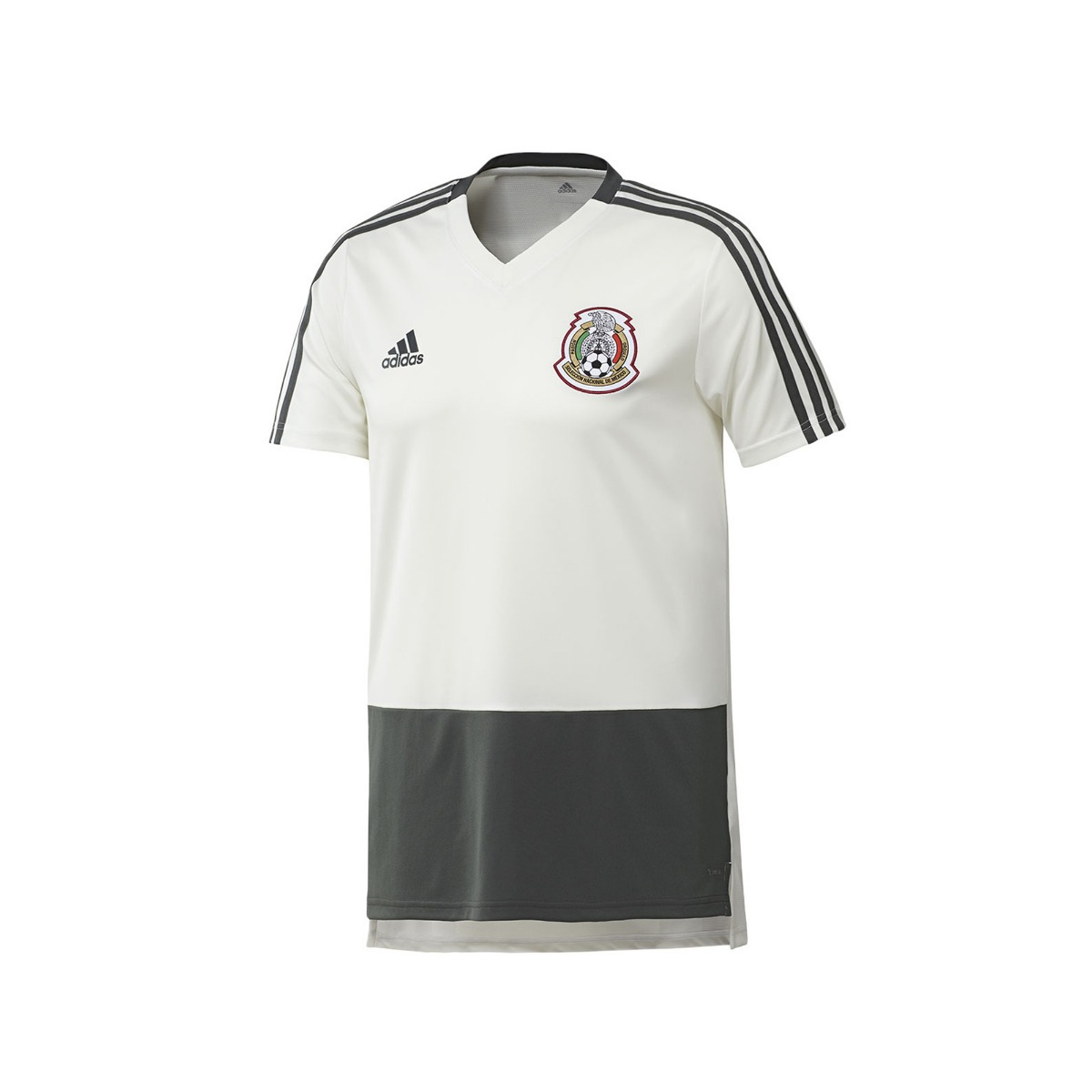 Jersey adidas Futbol Selección Mexicana Tr 17/18- Blanco - $ 949.00 ...