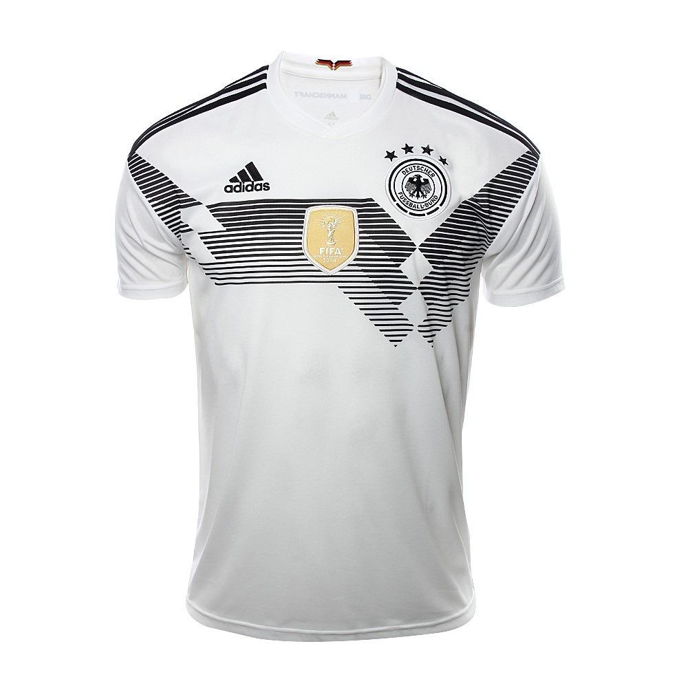 850ef7ce479f1 jersey futbol soccer alemania 2018 local adidas oficial. Cargando zoom.