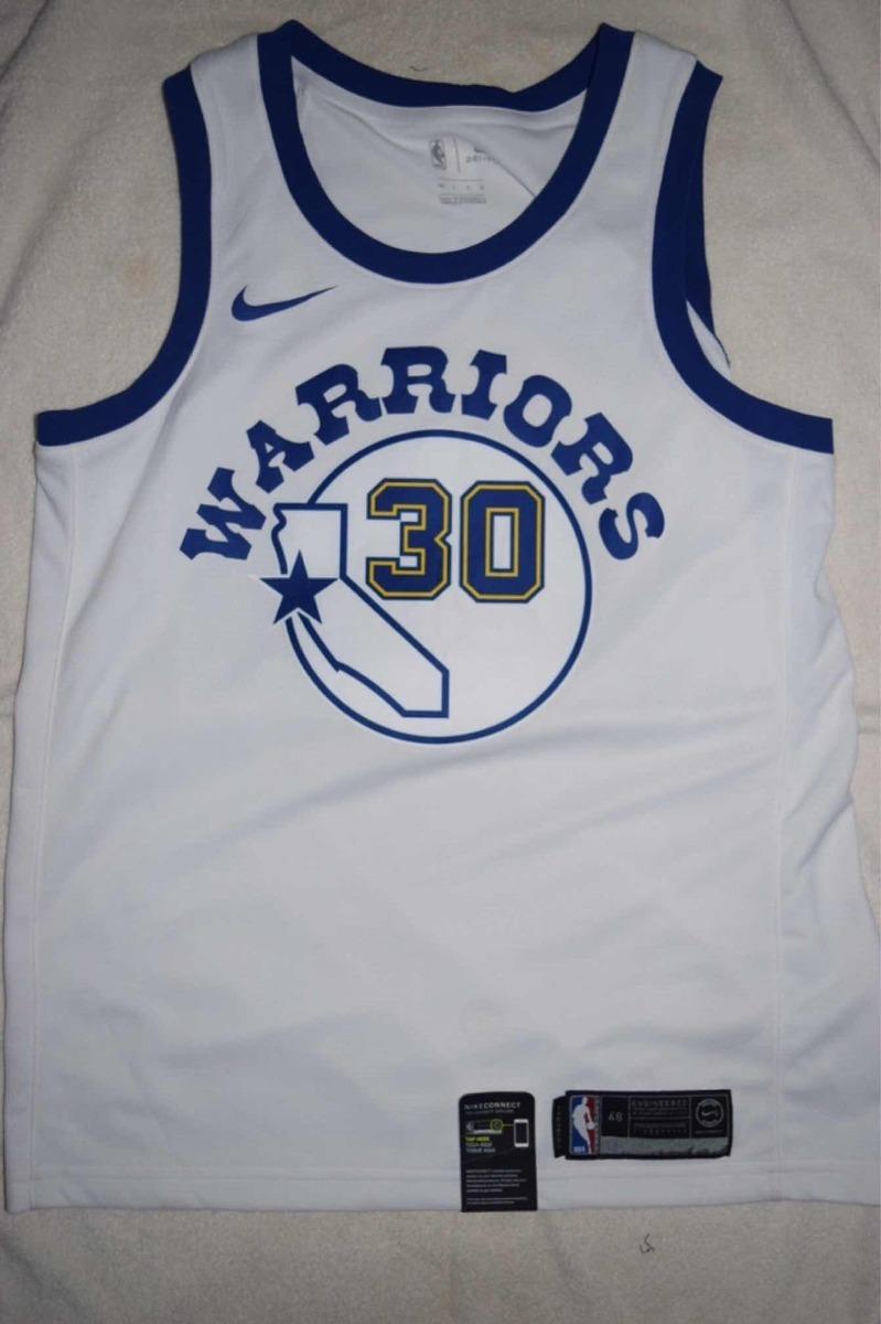 reputable site 512fc 2b82d Jersey Golden State Warriors Curry Original Nba Nike Talla L