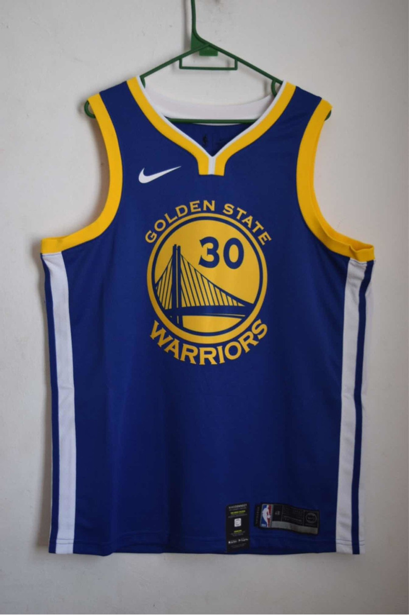 new style eccbb e8bd6 Jersey Golden State Warriors Original Nike Nba Talla L Curry
