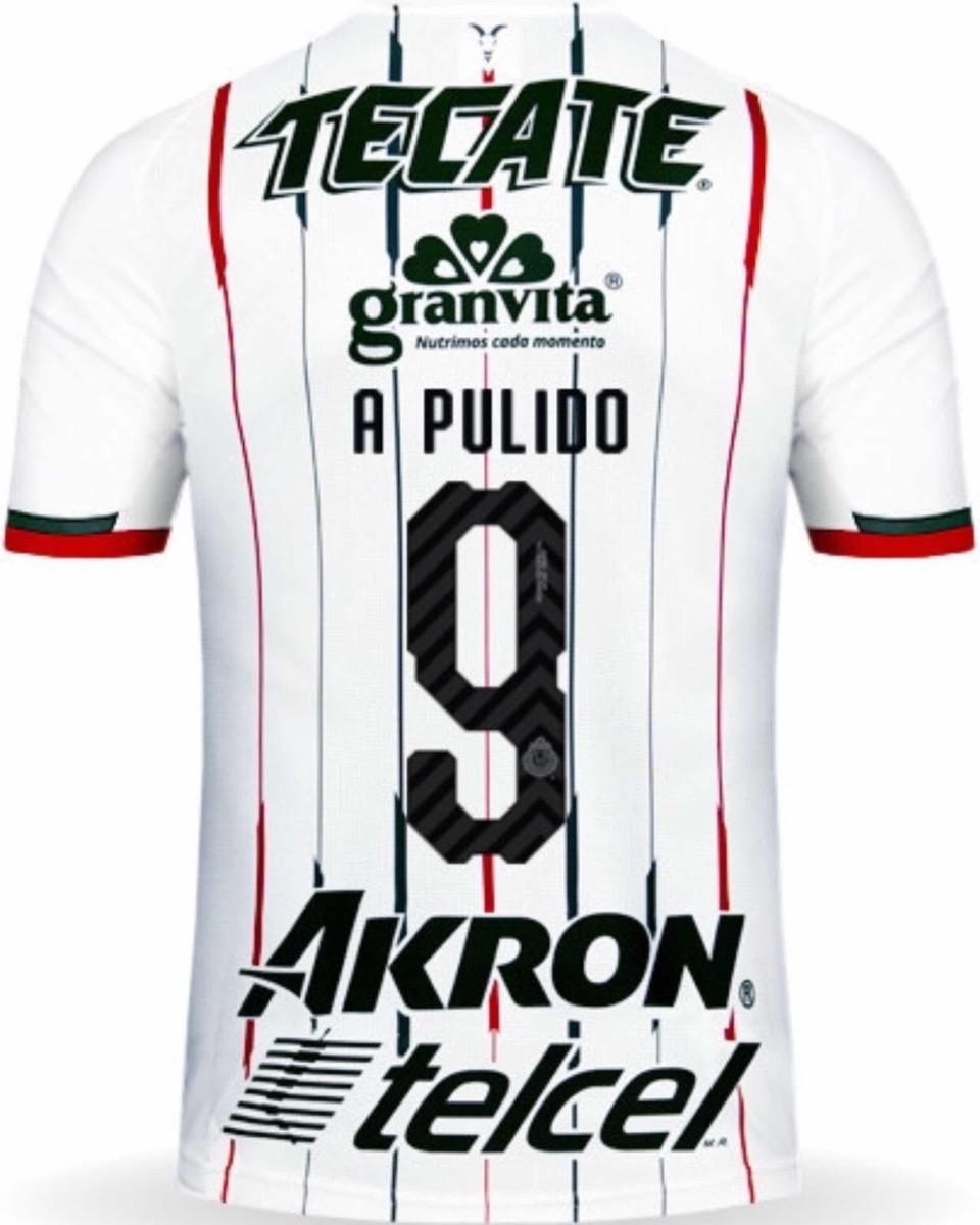 premium selection d80ea d666e Jersey Guadalajara 2019 Chivas Visita Alan Pulido Envío Grat