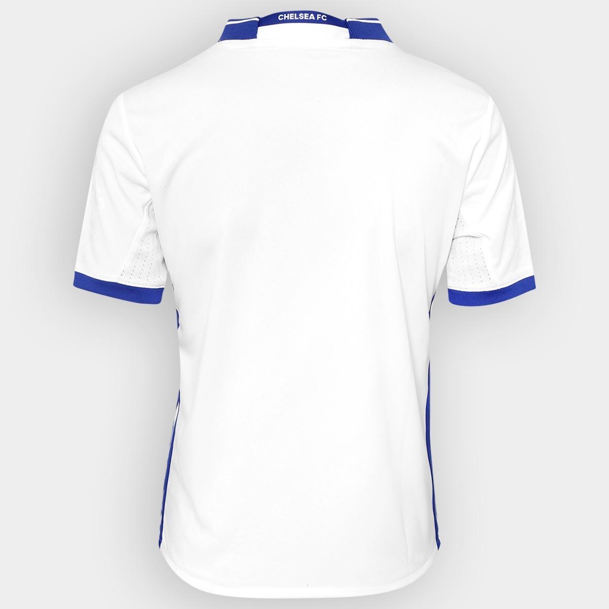 6ce6216f59ccb jersey infantil adidas chelsea tercero 16 17 camisa original. Cargando zoom.