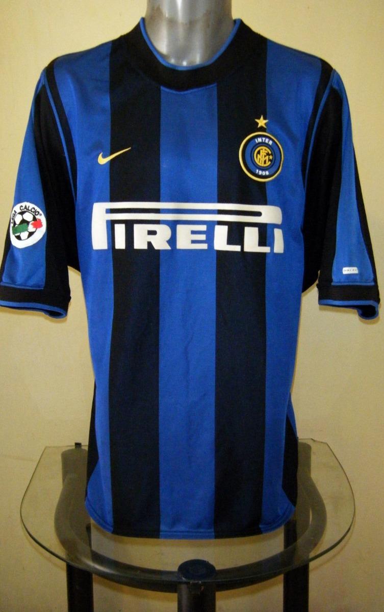 the best attitude 4431a 0f611 Jersey Inter De Milan 2000 No. 1+8 Zamorano - $ 1,200.00