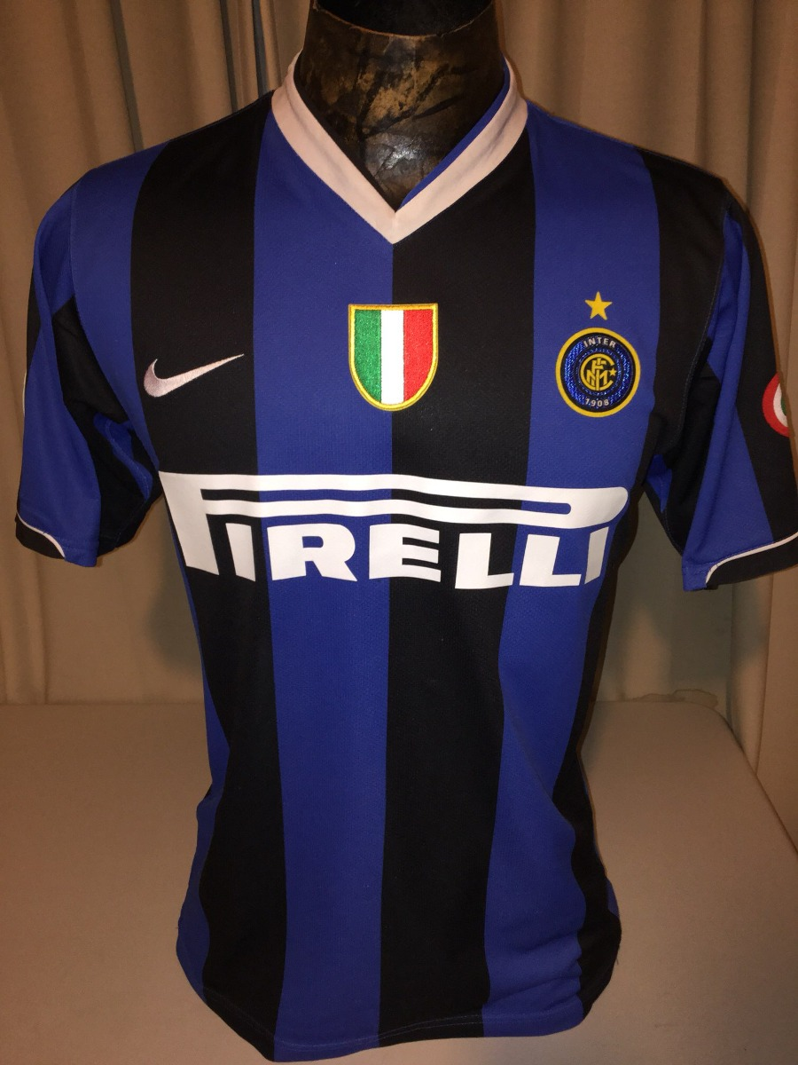 more photos a429b dbec0 Jersey Inter De Milan Joya Nike 2006 Ibrahimovic