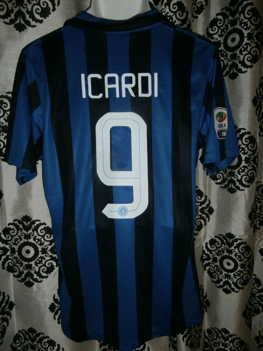 online store 5b000 e8341 Jersey Inter Milan Local 2015/16 Mauro Icardi Serie A