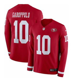 detailed look 3f552 26d81 Jersey Jimmy Garoppolo # 10 San Francisco 49ers Therma