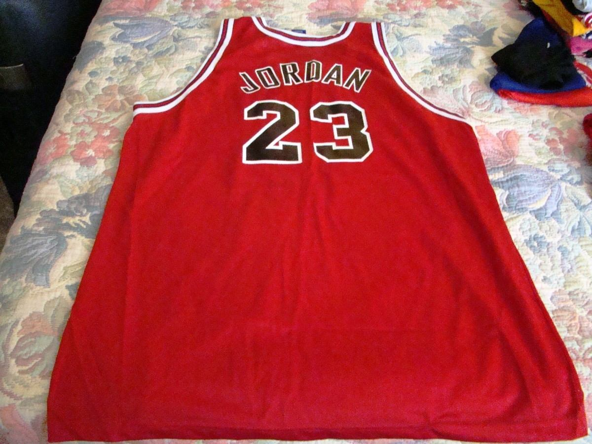 super popular 9137d 1faa4 Jersey Jordan 23 Chicago Bulls 80s-90s Especial Edicion