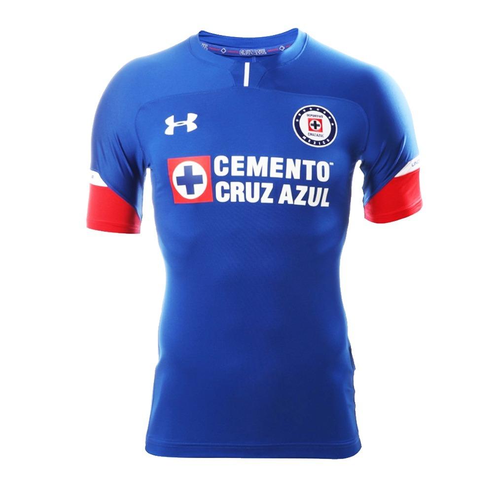 Jersey Jugador Cruz Azul Local 18 19  b76f0461d07dd