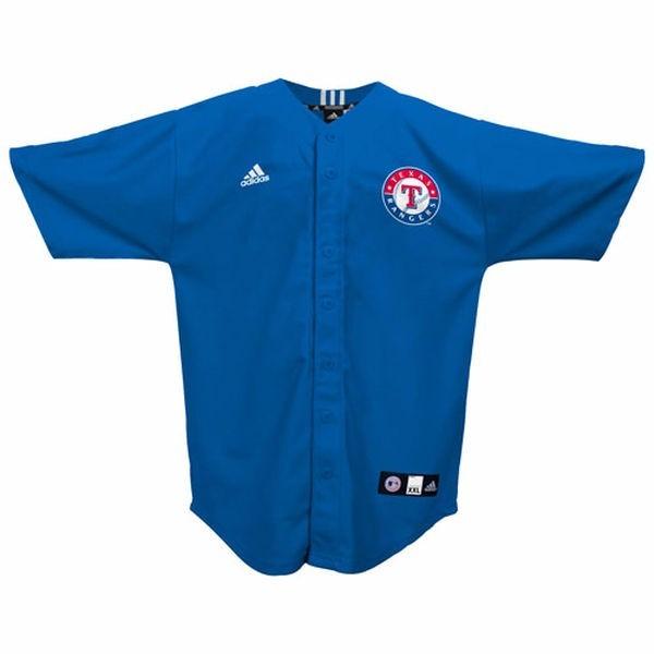 85e4fa5fde903 Jersey Juvenil adidas De Los Texas Rangers Mlb -   650.00 en Mercado Libre Playera  Dryfit Personalizable Tipo Polo Crossline Logogratis -   210.00 ...