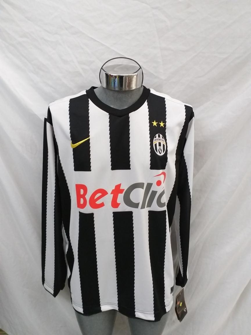 low priced 9c95d 0f457 Jersey Juventus 2010 Manga Larga
