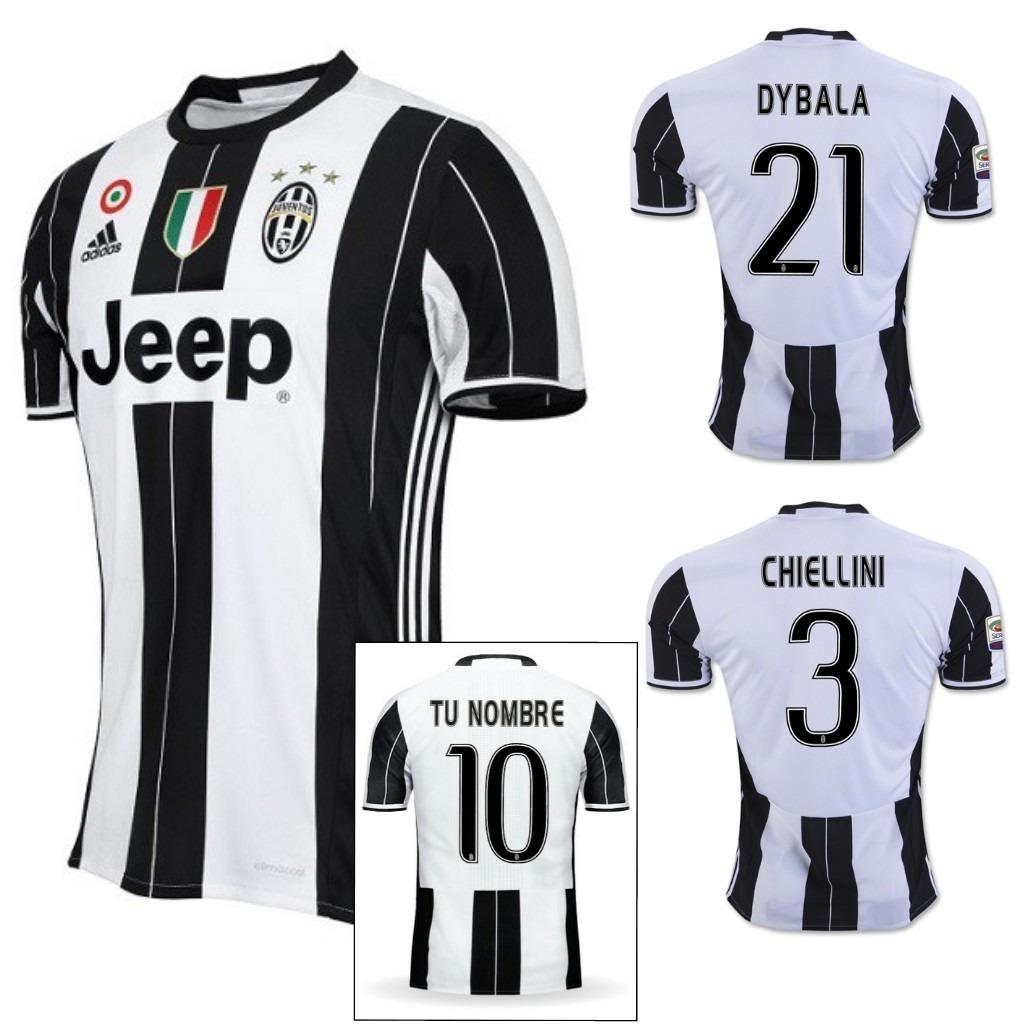 Jersey Juventus 2016-17 Local Serie A + Personalización -   699.00 ... 0aebf42d3538e