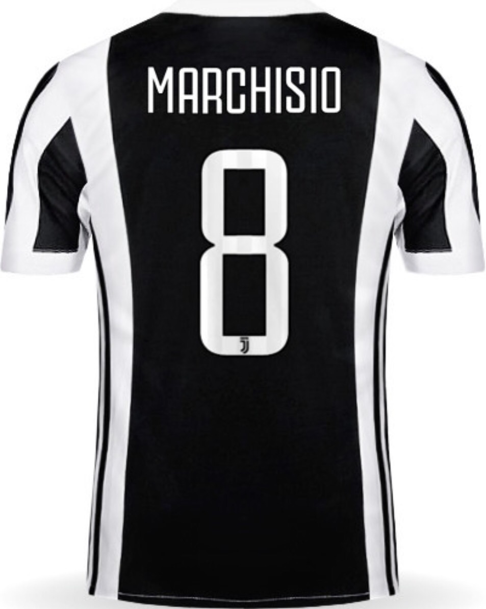 competitive price 32aa3 7d5e8 Jersey Juventus 2018 Claudio Marchisio Envío Gratis