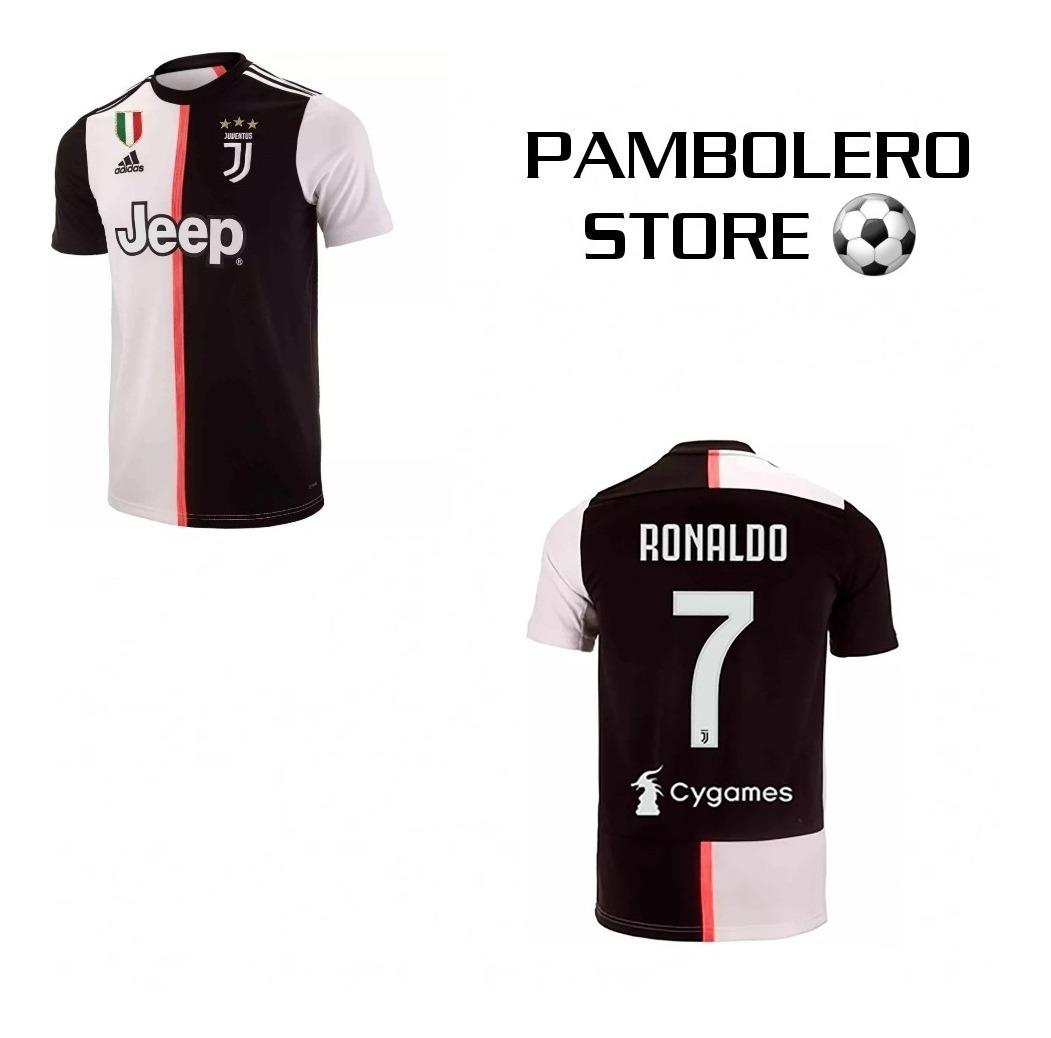 Cristiano Ronaldo Juventus Jersey 2020