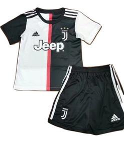 separation shoes f13fc b42a4 Jersey Juventus Cristiano Ronaldo Cr7 Conjunto Para Niños