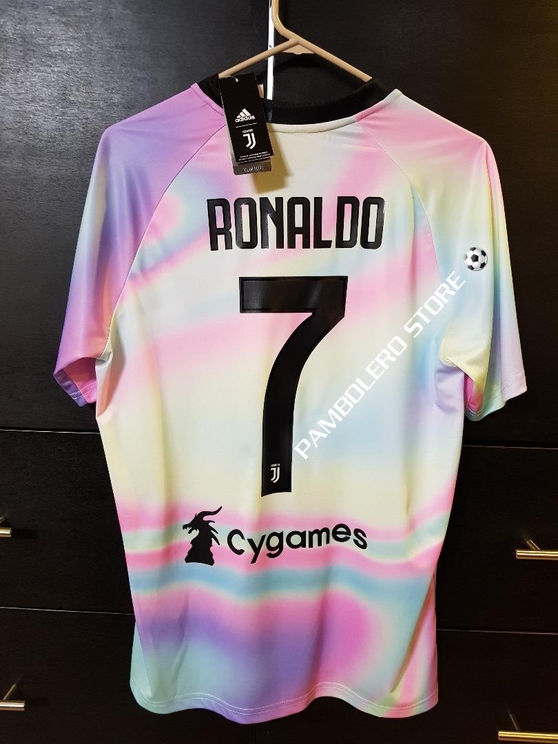 buy online c8136 bed70 Jersey Juventus Ea Sports Fifa 19, Ronaldo 7. Envío Gratis