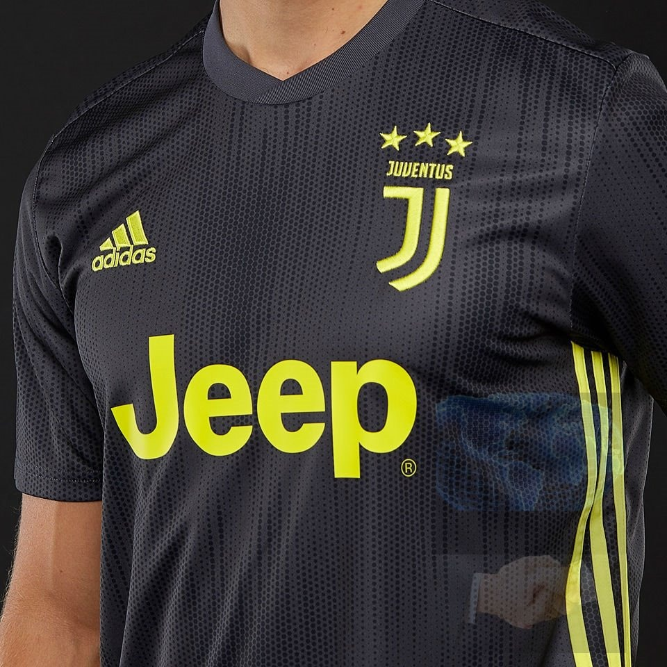 7ba991b17 jersey juventus gris negra 2019 adidas nueva blanca playera. Cargando zoom.