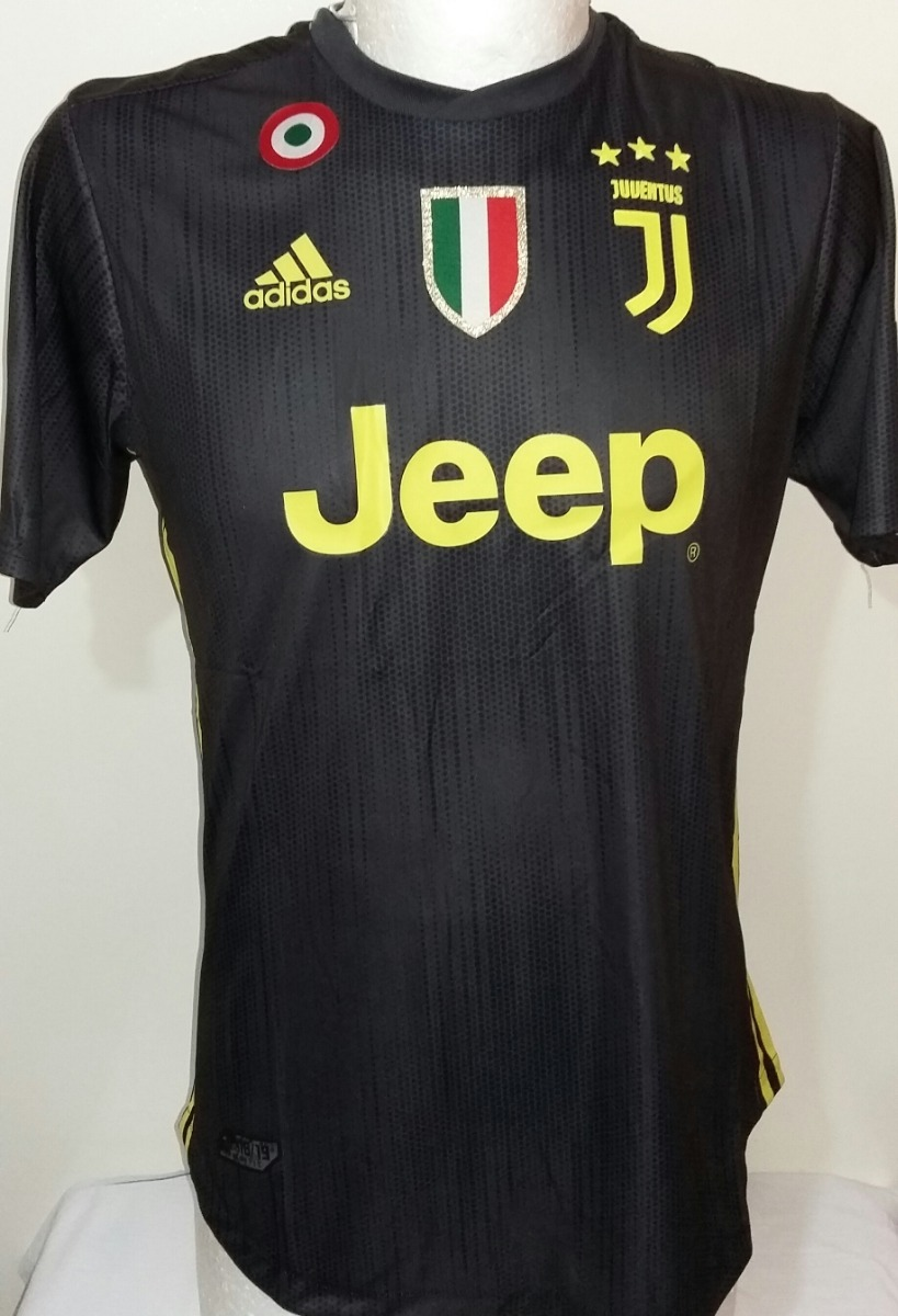 competitive price 4649f ffd83 Jersey Juventus Parley Version Jugador 18-19 Con Parches