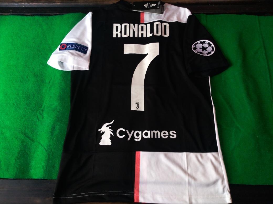 size 40 fbb47 0cf66 Jersey Juventus Version Champions 2019-2020 Ronaldo 7