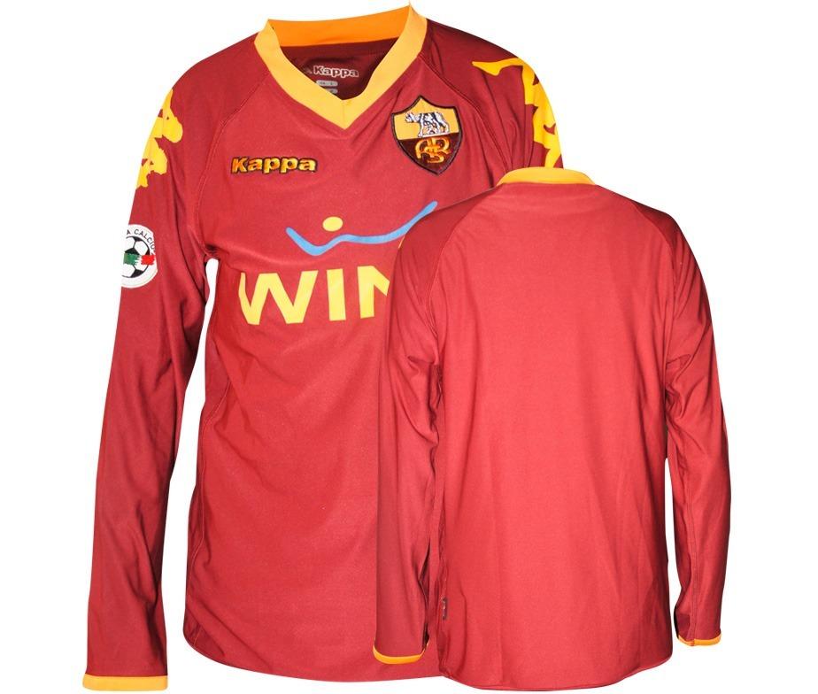 5f27da940d315 jersey kappa as roma 2009 vino serie a italia super-soccer. Cargando zoom.