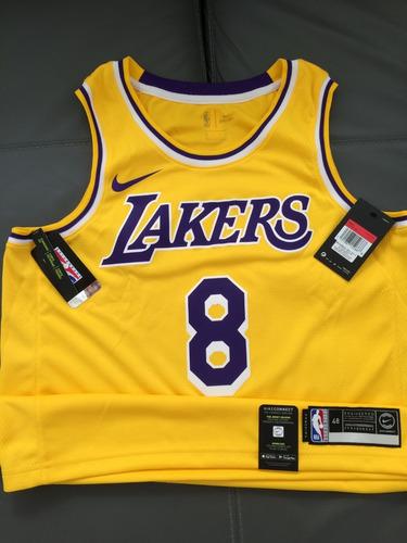 jersey kobe bryant #8 nike original nuevo con etiquetas l